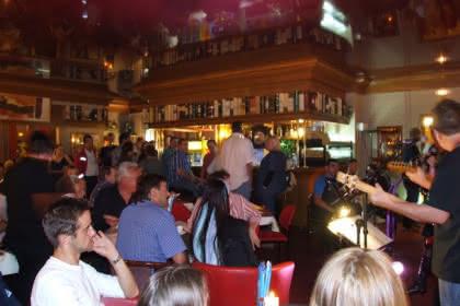 Concert à l'Hôtel de l'Ange