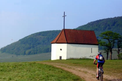 Mountainbikeausflug Crédit: Francis Kruch