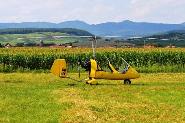 Ciel Destination Découvertes Vols en ULM et hélicoptère en Alsace