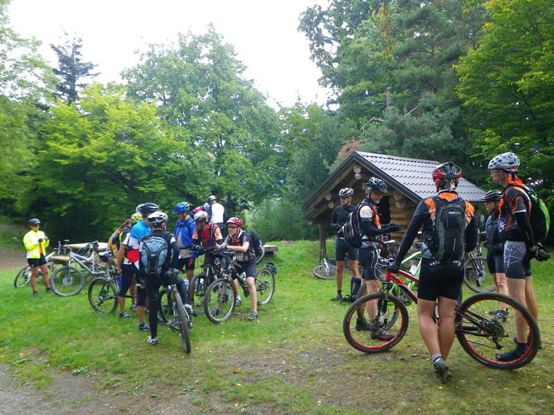 Mountainbiking at Munsteraeckerle ©F.Kruch