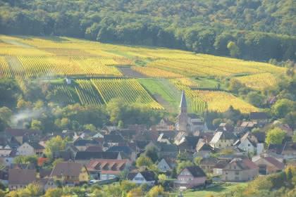 Vu sur Bergholtz-Zell - Crédit: Thomas Studer