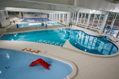 Nautilia centre aquatique du Florival à Guebwiller © Vincent Schneider