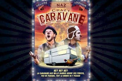 Crazy caravane
