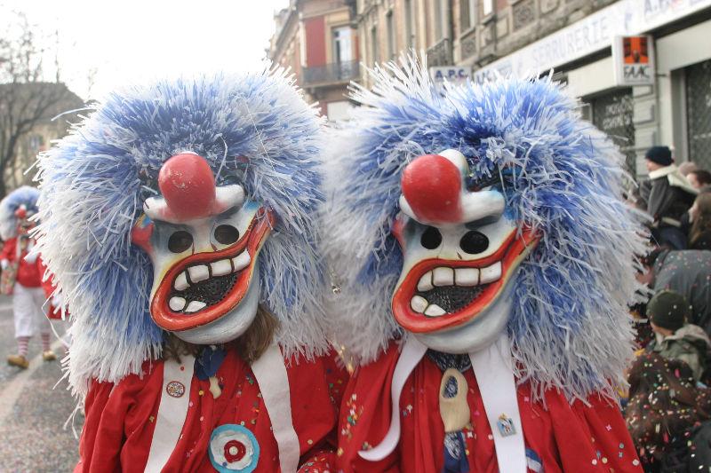 Les Waggis du Carnaval de Mulhouse