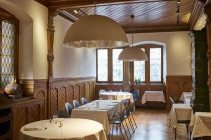 Brasserie la Maison des têtes Colmar, Alsace http://www.la-maison-des-tetes.com/
