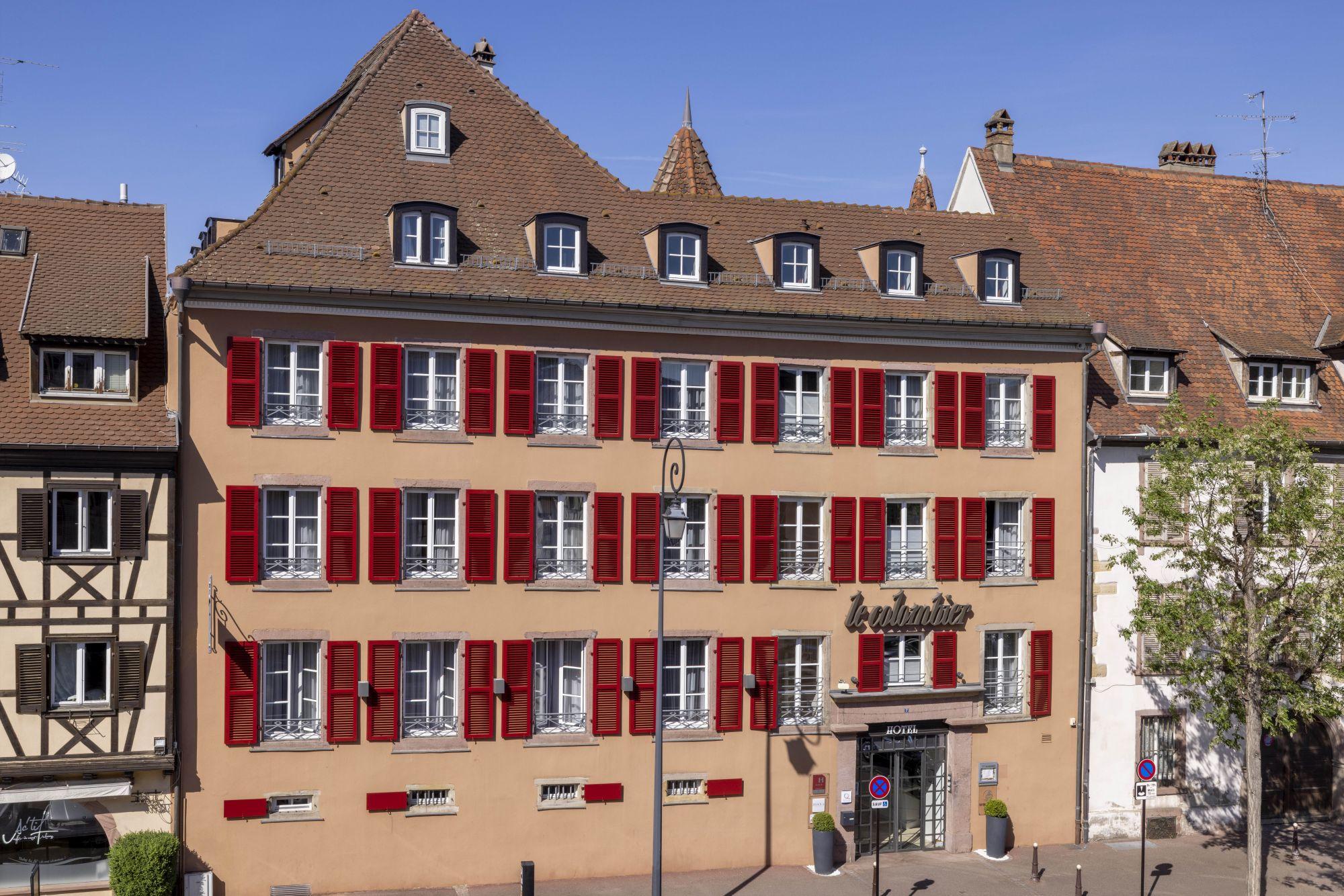Hôtel Le Colombier, Colmar, Alsace