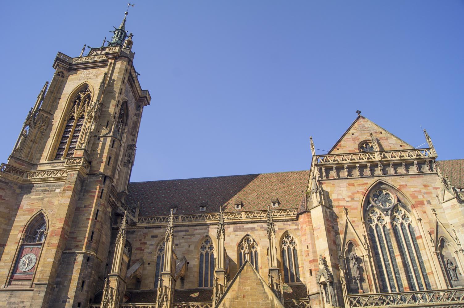 Collégiale Saint-Martin  (OT Colmar)