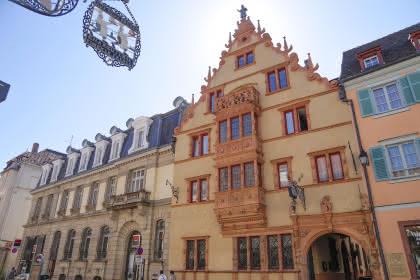 La maison des Têtes en 2013 (Photo Ot Colmar)