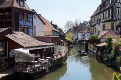 Pont sur la Petite Venise (OT Colmar)