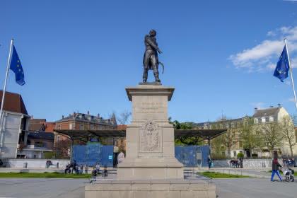 Statue du général Rapp (OT Colmar)
