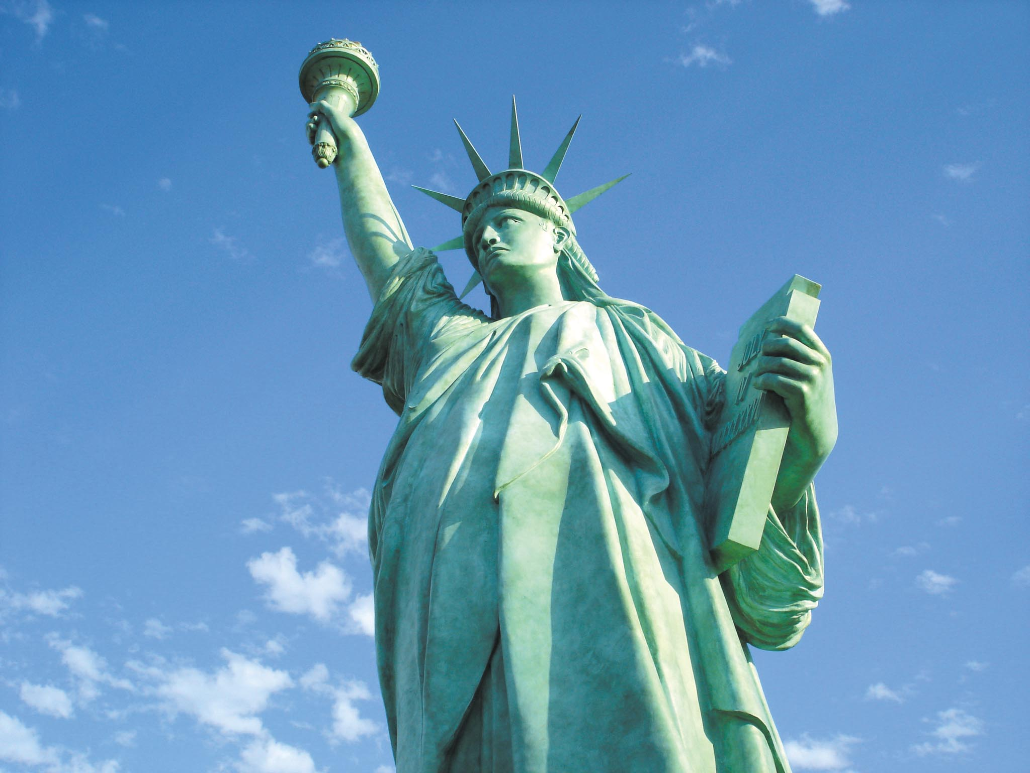 Statue de la Liberté (Guy Wurth)