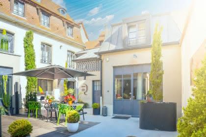 Hôtel Le Quatorze, Colmar, Alsace / www.hotelquatorze.com