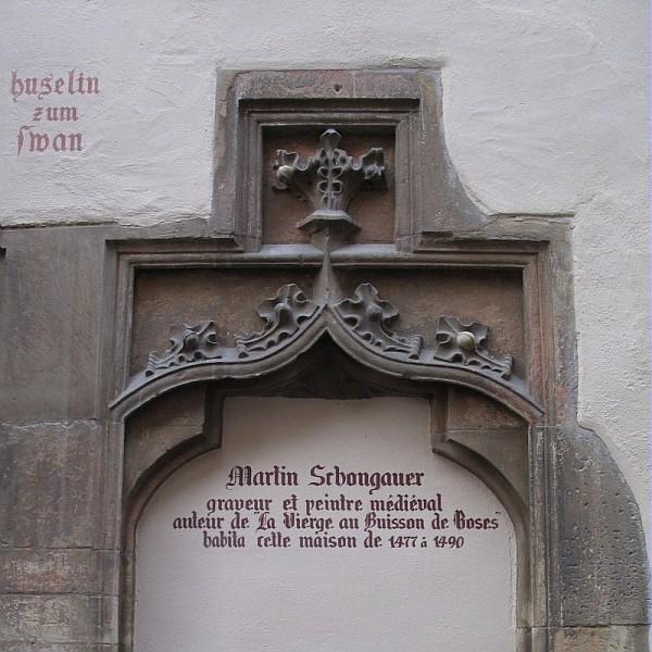Maison zum Schwan-détails (OT Colmar)