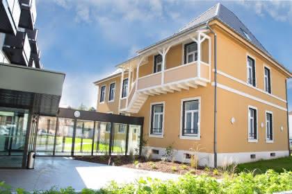 Maison rénovée avec appartements