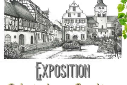 Graphisme Sylvain LUCAS Exposition