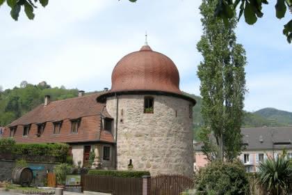 La tour des sorcières ©OT Thann