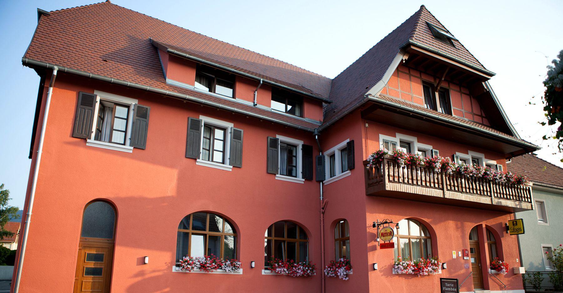 Hôtel - restaurant l'auberge du relais - extérieur