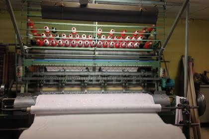 Machine multi piques - Ouatinage d'Alsace
