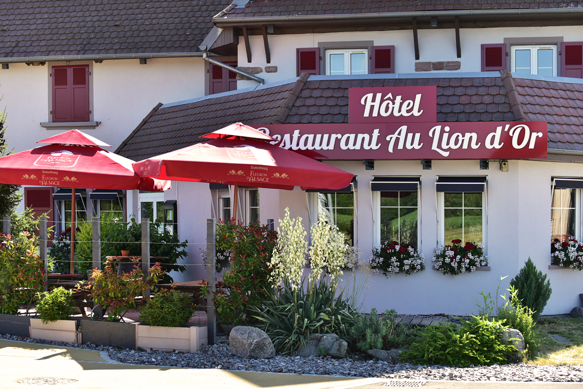 © Hôtel/Restaurant Lion d'Or