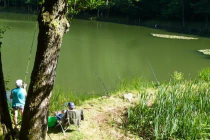 Pêche au lac @ OT Masevaux