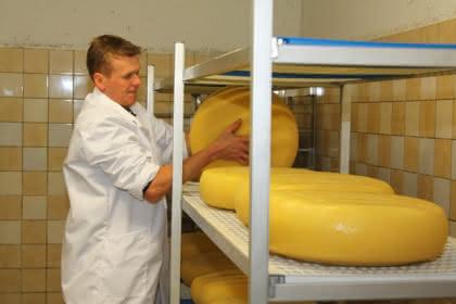 Affinage des fromages © JLaurencot
