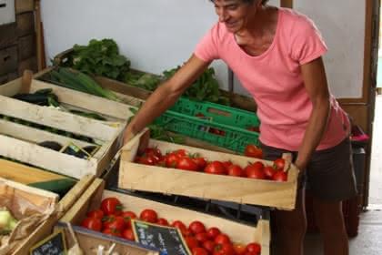 Vente de légumes © JLaurencot