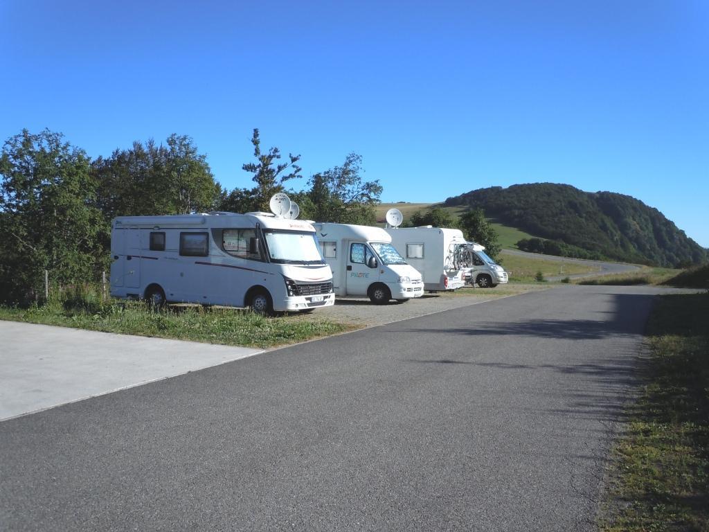 Aire de camping-cars © smiba
