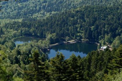 Lacs des Neuweiher ©  OT Masevaux