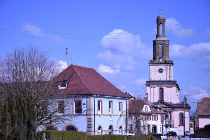 Eglise Saint Pierre et Paul © MH_OTMasevaux