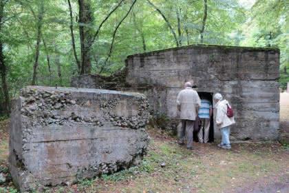Sentier des Bunkers © CCVDS