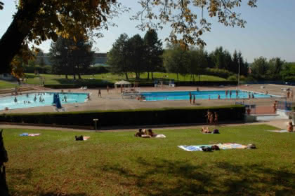 Altkirch outdoor swimming pool
