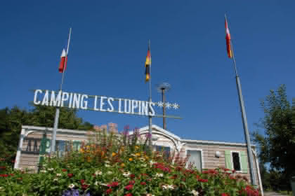 Camping les Lupins SEPPOIS LE BAS
