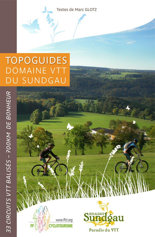 Topoguide VTT du Sundgau