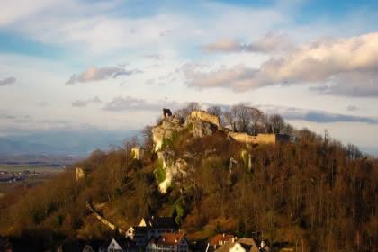 Ferrette Castle