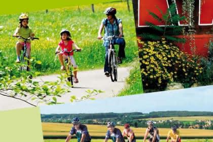 Mit dem Fahrrad durch den Sundgau von Marc Glotz