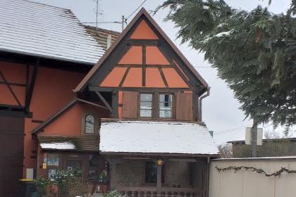 Bâtiment des gîtes et chambres d'hôtes - Au bal paysan