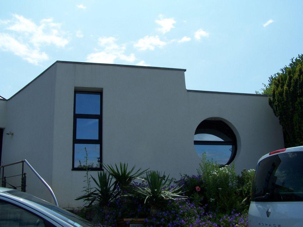 Crédit Maison du Tourisme - Quartier Modulor - Le Corbusier de Dingsheim