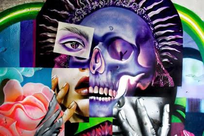 MAUSA Vauban @ Elle street art