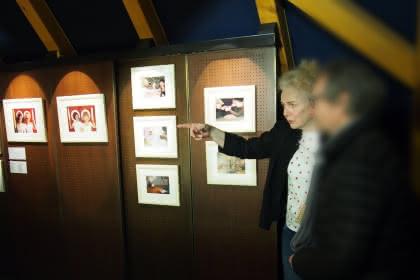 Carole Michel-Merckling pour le Musée de l'Image Populaire