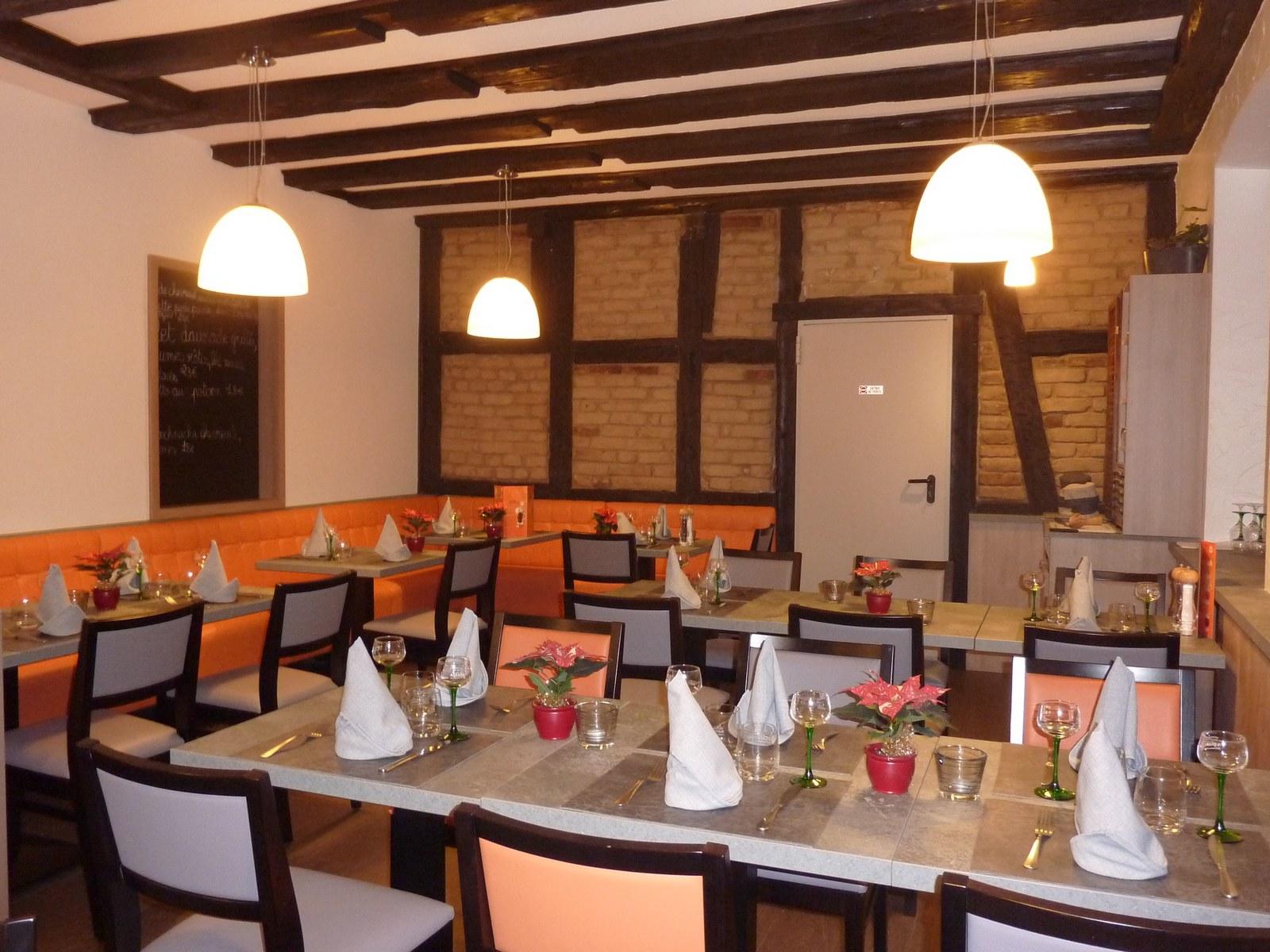 © Restaurant Le Vauban