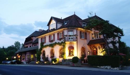 Hôtel et brasserie Jenny  Hagenthal le Bas