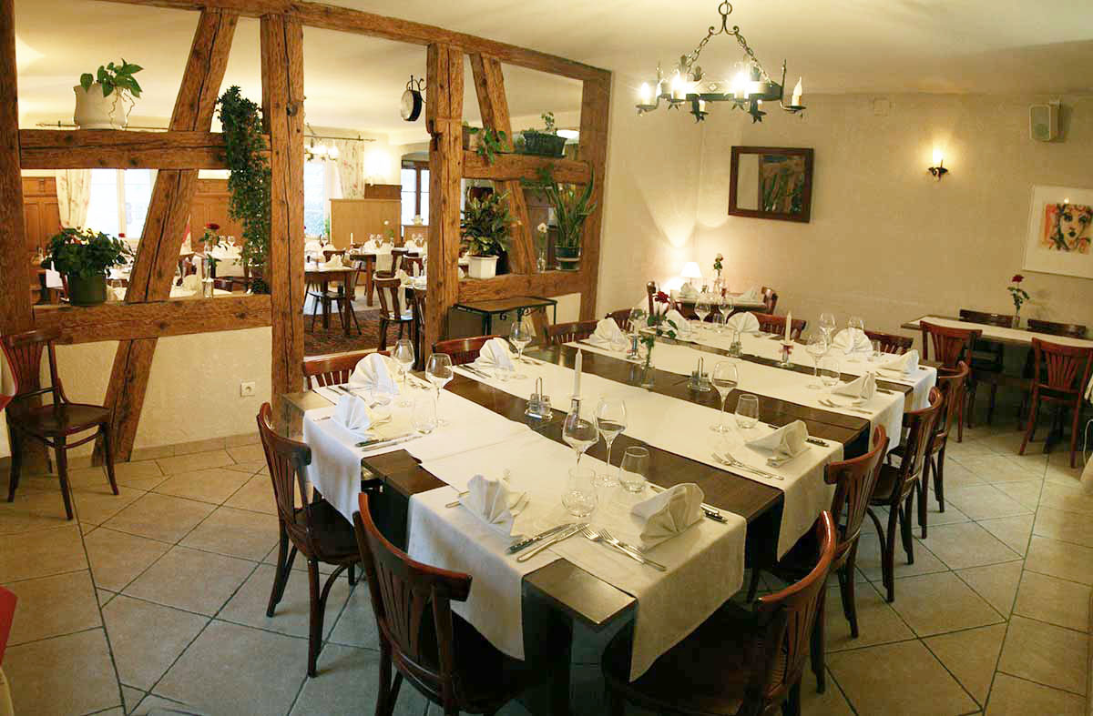 © Restaurant à l'Ange