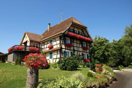 Maison à colombage - Bettlach  ©Vianney-MULLER