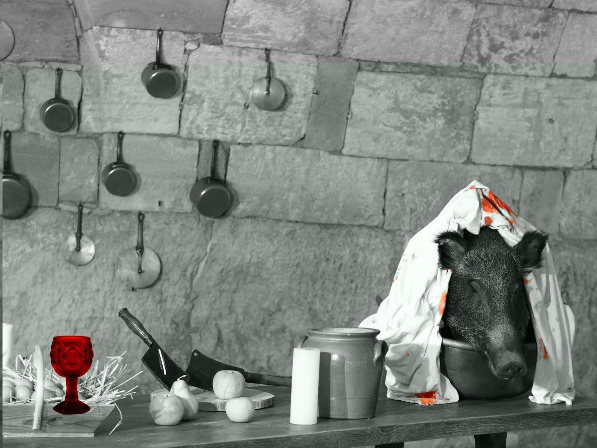 Alice en Cuisine © RiveRhin
