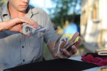 © soirée magique cartes  lulu hadas koren -