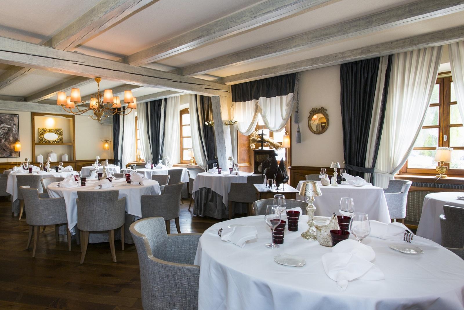 Restaurant Philippe Bohrer, Rouffach, Pays de Rouffach, Vignobles et Châteaux, Haut-Rhin, Alsace