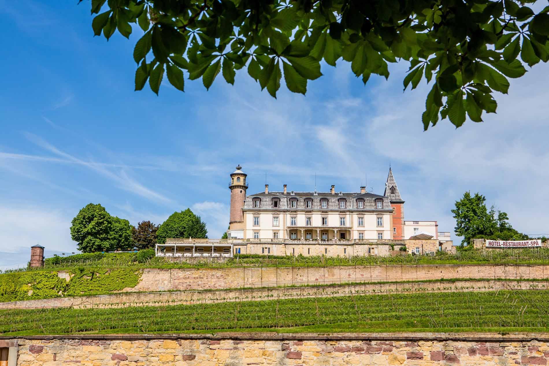 Château d'Isenbourg Château-Hôtel