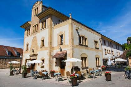 Hôtel-restaurant A la Ville de Lyon, Rouffach, Pays de Rouffach, Vignobles et Châteaux, Haut-Rhin, Alsace