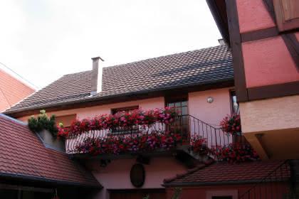 Meublé Lucien Meyer, Hattstatt, Pays de Rouffach, Vignobles et Châteaux, Haut-Rhin, Alsace
