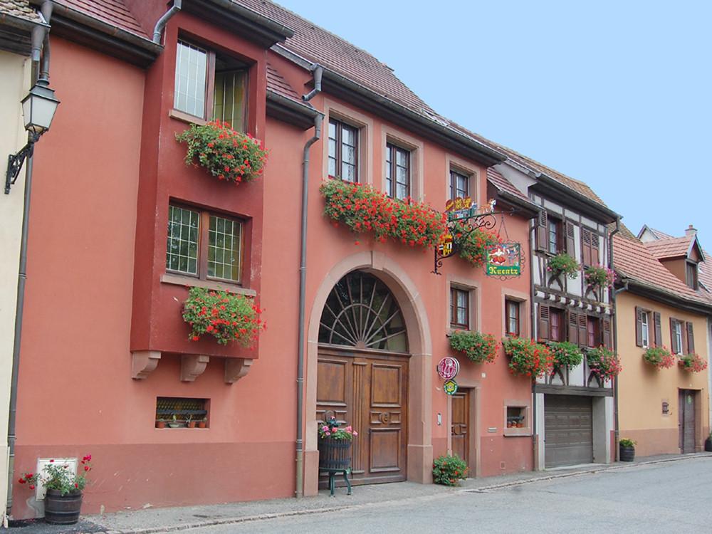 Meublé Romain Kuentz, Pfaffenheim, Pays de Rouffach, Vignobles et Châteaux, Haut-Rhin, Alsace